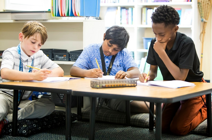 sanford_school_writing_student