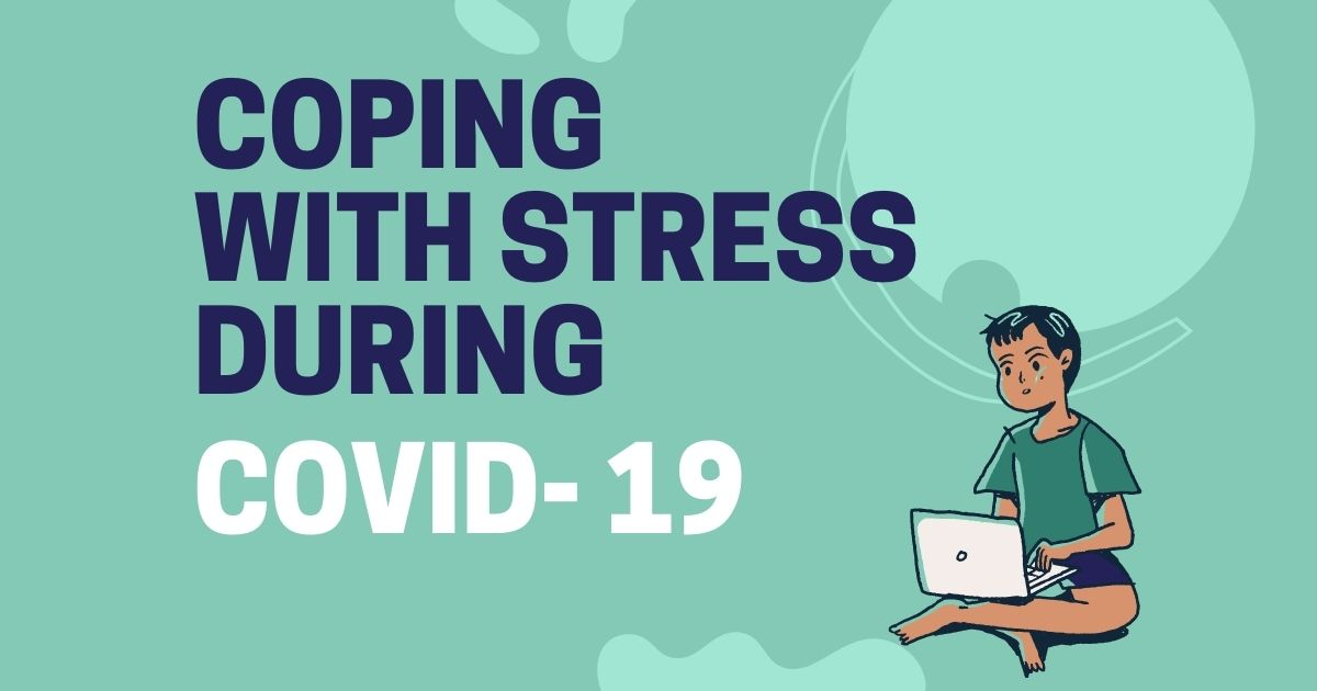 Helping Teenagers Manage Stress During the COVID-19 Pandemic