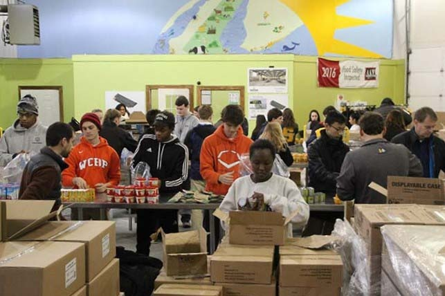 The Benefits of Student Participation in Community Service