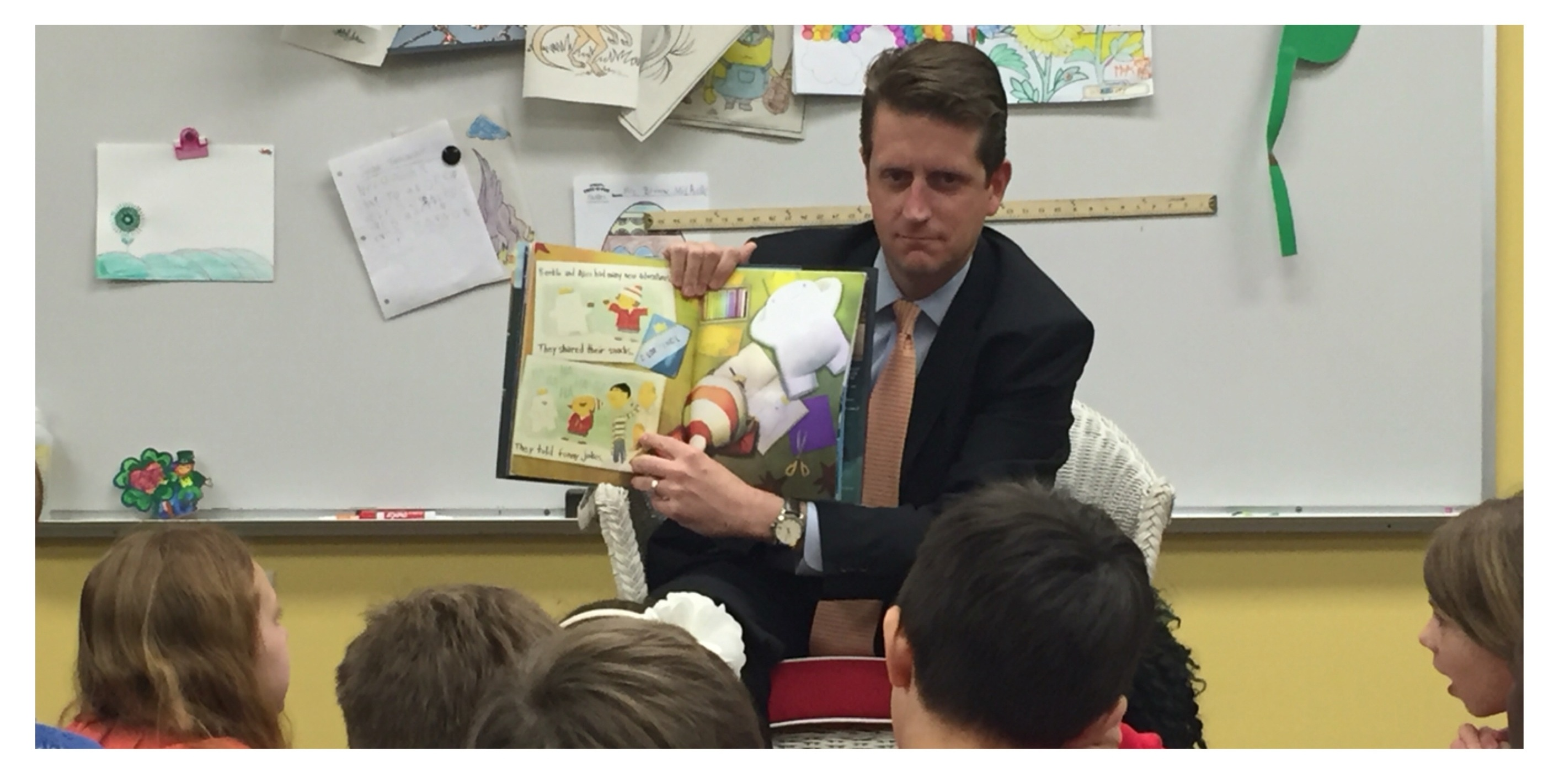 Why We Read: Sanford School Shares a Love of Literature
