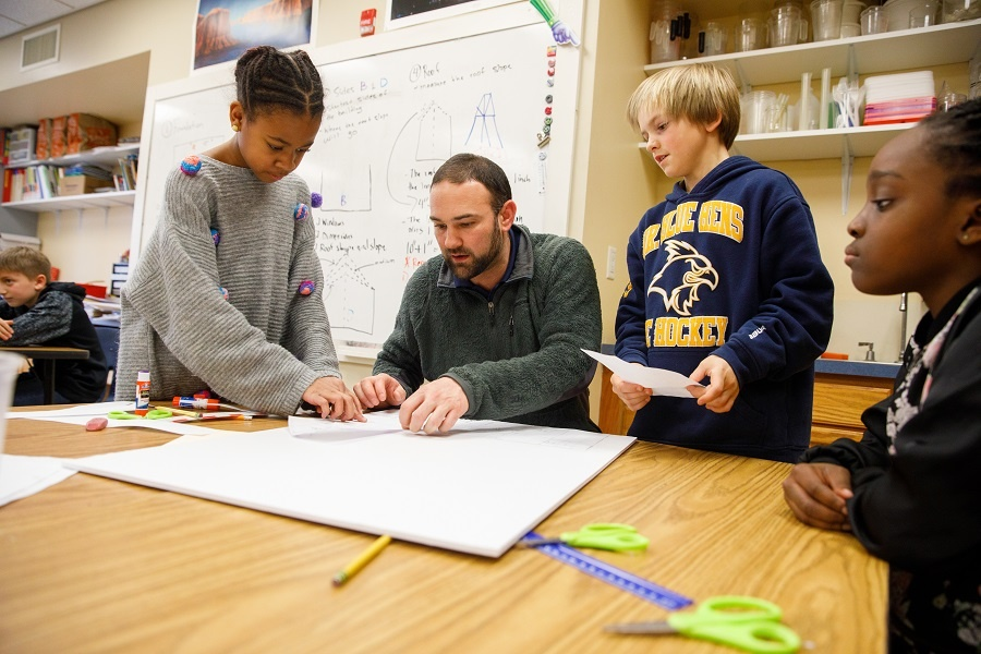 How Design Thinking Inspires Future Engineers
