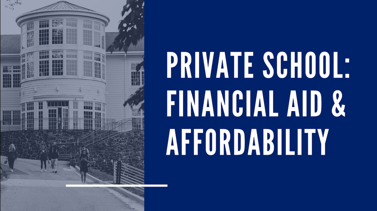 Ways To Get Tuition Assistance To Afford Private School