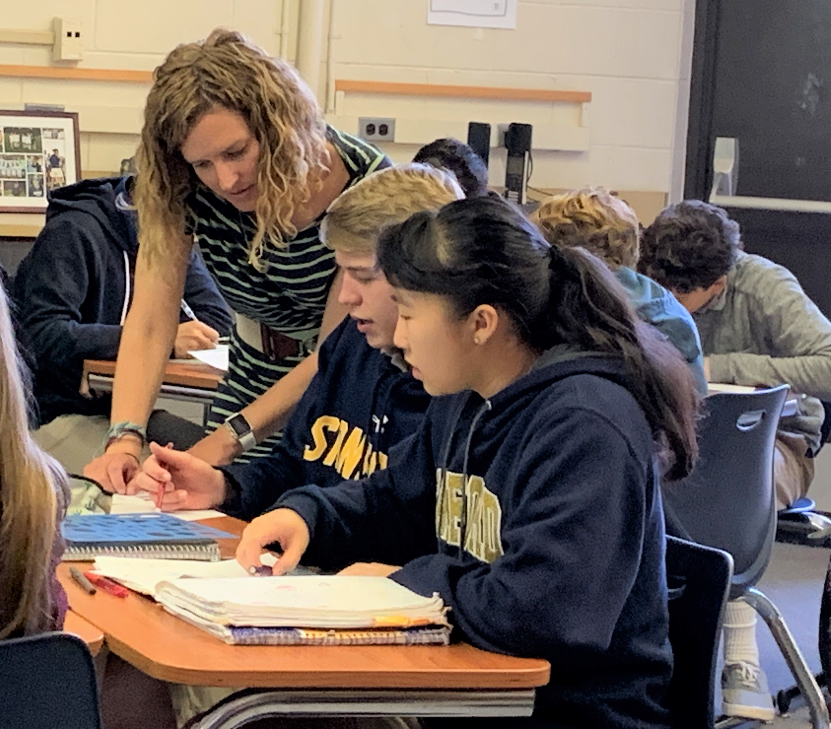Beyond Word Problems: Making Sense of Math